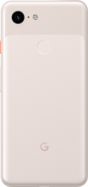 Pixel 3 64GB Not Pink (Back)