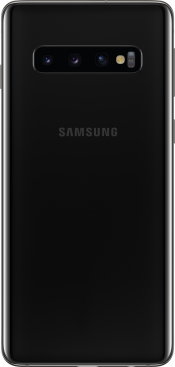 Galaxy S10 128GB Prism Black (Back)