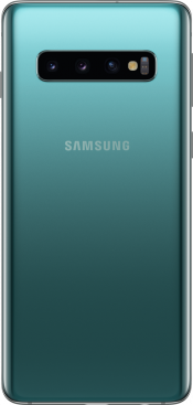 Galaxy S10 128GB Prism Green (Back)