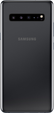 Galaxy S10 5G 256GB Majestic Black EE (Back)