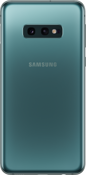 Galaxy S10e 128GB Prism Green (Back)