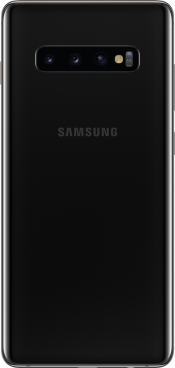 Galaxy S10+ 128GB Prism Black (Back)