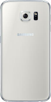 Galaxy S6 128GB White (Back)