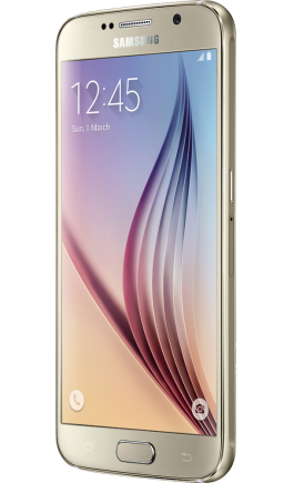 Samsung Galaxy S6 32GB Gold