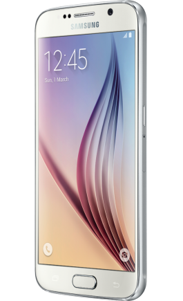 Samsung Galaxy S6 32GB White