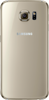 Galaxy S6 64GB Gold (Back)