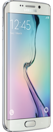 Galaxy S6 edge 32GB White