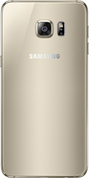 Galaxy S6 edge Plus 64GB Gold (Back)