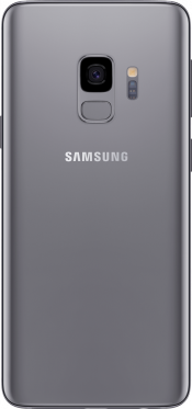 Galaxy S9 Titanium Grey (Back)