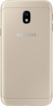 Galaxy J3 2017 Gold (Back)