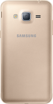 Galaxy 2016 J3 Gold (Back)