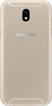 Galaxy J5 2017 Gold (Back)