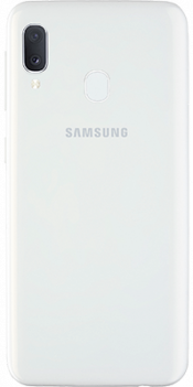 Galaxy A20e 32GB White (Back)