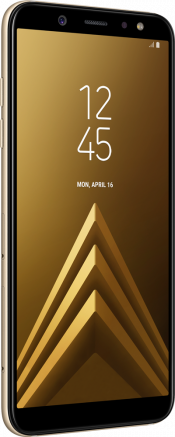 Galaxy A6 2018 Gold (Side)