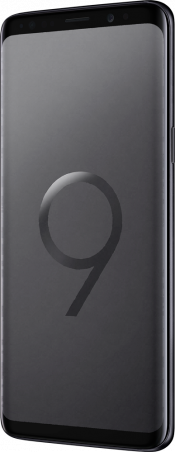 Galaxy S9 Black (Side)