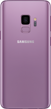 Galaxy S9 Purple (Side)