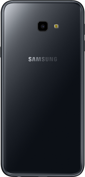 Galaxy J4 Plus Black (Back)