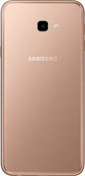 Galaxy J4 Plus Gold (Back)