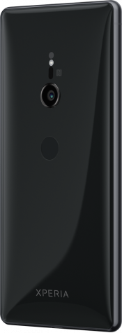 Xperia XZ2 Black (Side)
