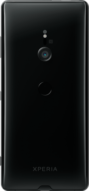 Xperia XZ3 Black (Side)