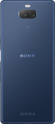 Xperia 10 64GB Navy (Back)