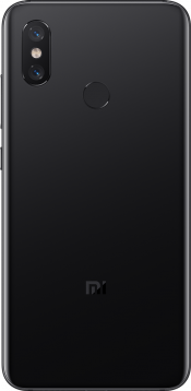 Mi 8 Black 128GB (Back)