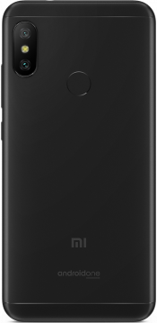 Mi A2 Lite 64GB Black (Back)