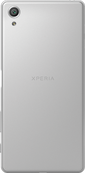 Xperia X White (Back)