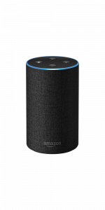 Echo 2nd Gen Black