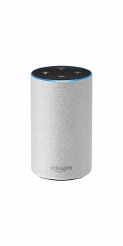 Echo 2nd Gen White