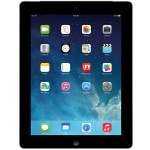 iPad 4th Gen 16GB Black
