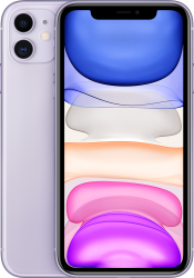 iPhone 11 256GB Purple (Front)