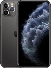 iPhone 11 Pro 256GB Space Grey (Front)