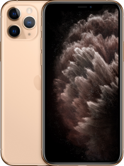 iPhone 11 Pro 512GB Gold (Front)