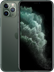 iPhone 11 Pro 64GB Midnight Green (Front)