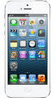 Orange Apple iPhone 5 16GB White