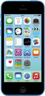 iPhone 5c 8GB Blue Refurbished