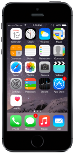 iPhone 5s 16GB Space Grey Refurbished