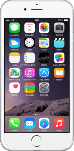 iPhone 6 64GB Silver Refurb
