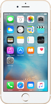 iPhone 6s 32GB Gold (Front)