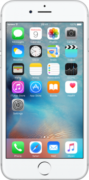 iPhone 6s 32GB Silver (Front)