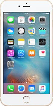 iPhone 6s Plus 32GB Gold (Front)