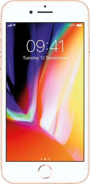 iPhone 8 64GB Gold Refurbished