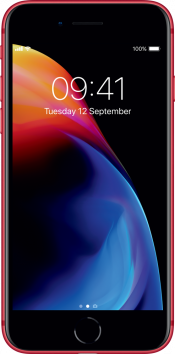 iPhone 8 64GB PRODUCT RED Refurbished (Front)