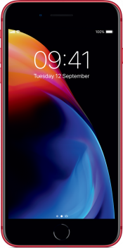 iPhone 8 Plus 64GB Product Red (Front)