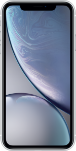 iPhone XR 128GB White Refurbished