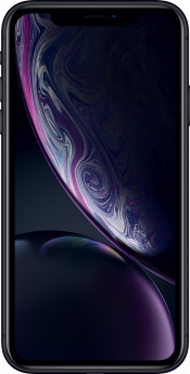 iPhone XR 64GB Black (Front)