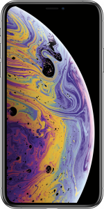 iPhone XS 64GB Silver Refurbished