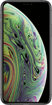 iPhone XS 64GB Space Grey Refurbished (Front)