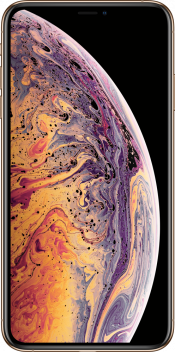 iPhone XS Max 512GB Gold (Front)